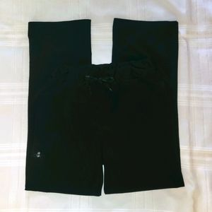Med Coutour Activate Scrub Pants in Black Medium